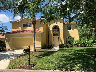 North Fort Myers Single Family Home For Sale: 13009 Turtle Cove Trl