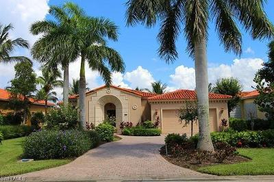 Naples Rental For Rent: 8556 Bellagio Dr
