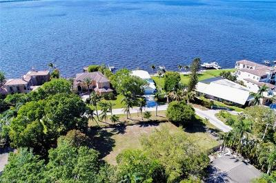 Fort Myers Residential Lots & Land For Sale: 3891 W Riverside Dr
