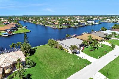 Bonita Springs, Cape Coral, Estero, Fort Myers, Fort Myers Beach, Marco Island, Naples, Sanibel, Captiva Residential Lots & Land For Sale: 4710 SW 25th Ct