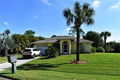 Lehigh Acres Single Family Home For Sale: 2601 E 9th St