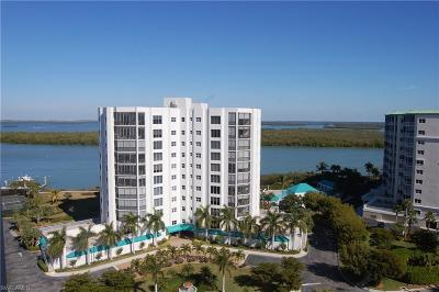Fort Myers Condo/Townhouse For Sale: 4182 Bay Beach Ln #7PH4