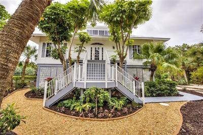 Captiva, Sanibel Single Family Home For Sale: 547 N Yachtsman Dr