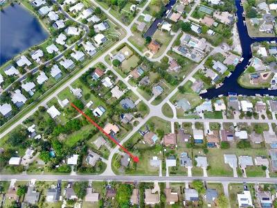 Fort Myers Residential Lots & Land For Sale: 12920 Iona Rd