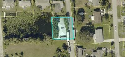 North Fort Myers Single Family Home For Sale: 3936 Northside Cir