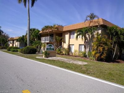 Collier County, Charlotte County, Lee County Condo/Townhouse For Sale: 1830 Maravilla Ave #314