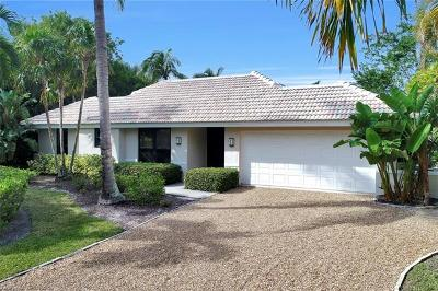 Sanibel Single Family Home For Sale: 1323 Par View Dr