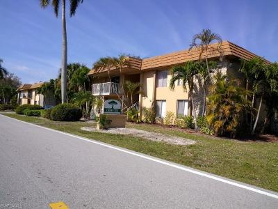 Fort Myers Condo/Townhouse For Sale: 1830 Maravilla Ave #604