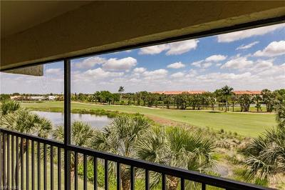 Fort Myers Condo/Townhouse For Sale: 12581 Kelly Sands Way #526