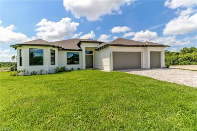 Cape Coral Single Family Home For Sale: 1815 NW 29th Ave