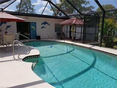 Fort Myers Single Family Home For Sale: 2407 Woodland Blvd