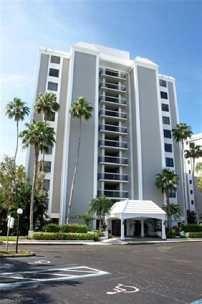 North Fort Myers Condo/Townhouse For Sale: 3350 N Key Dr #414