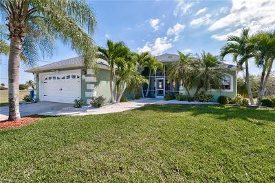 Lee County Single Family Home For Sale: 1047 NW 35th Ave