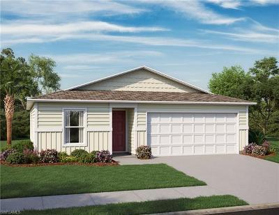 Lehigh Acres Single Family Home For Sale: 2916 21st St W