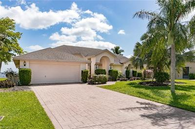 Cape Coral Single Family Home For Sale: 2815 SE 22nd Pl
