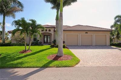Cape Coral Single Family Home Pending With Contingencies: 11946 Royal Tee Cir