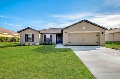 Cape Coral Single Family Home For Sale: 2805 NE 6th Pl