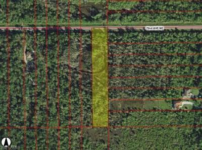 Naples Residential Lots & Land For Sale: 2990 72nd Ave NE
