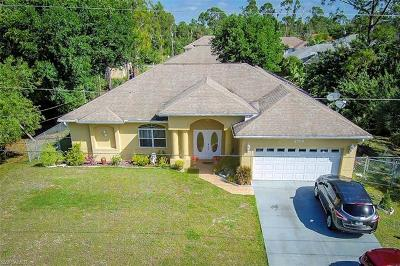 Lehigh Acres Single Family Home For Sale: 2704 8th St W
