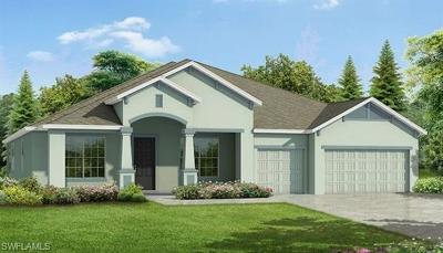 Cape Coral Single Family Home For Sale: 1631 NW 32nd Pl