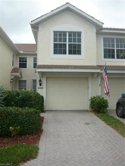Fort Myers, Fort Myers Beach Condo/Townhouse For Sale: 11030 Mill Creek Way #3004