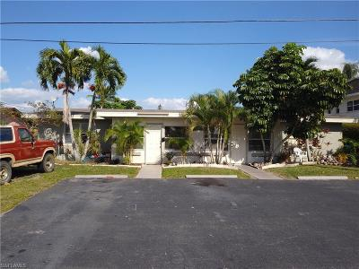 Cape Coral Multi Family Home For Sale: 4935 Victoria Dr