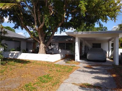 Cape Coral Multi Family Home For Sale: 4975 Vincennes St #A-B