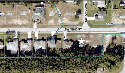 Residential Lots & Land For Sale: 2200 SW 32nd St