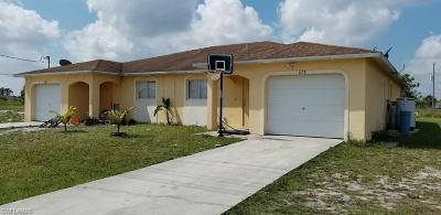 Lehigh Acres Multi Family Home For Sale: 1128 Gilbert Ave S