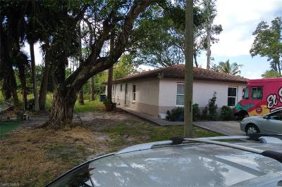Fort Myers Multi Family Home For Sale: 5452 11th Ave #5454