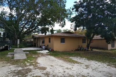 Fort Myers Multi Family Home For Sale: 5455 11th Ave