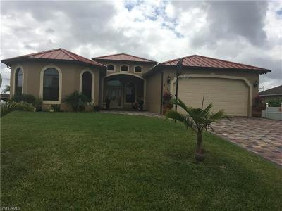 Lehigh Acres Single Family Home For Sale: 4507 7th St W