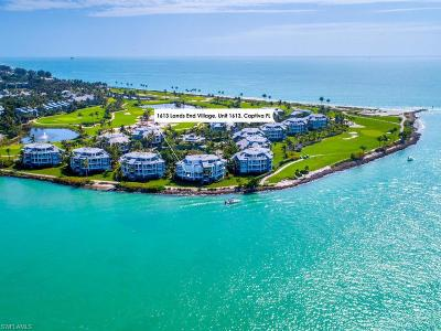 Captiva, Sanibel Condo/Townhouse For Sale: 1613 Lands End Village