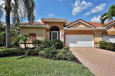 Fort Myers Condo/Townhouse For Sale: 5763 Kensington Loop