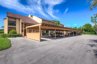 Fort Myers, Fort Myers Beach Condo/Townhouse For Sale: 16484 Timberlakes Dr #101