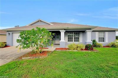 Cape Coral Single Family Home For Sale: 1801 NE 17th Ave