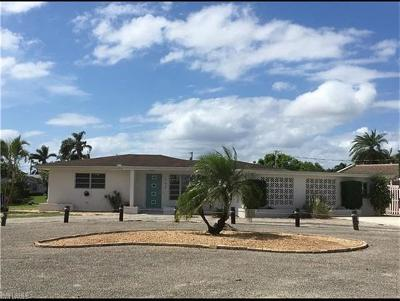 Fort Myers Single Family Home For Sale: 540 Keenan Ave