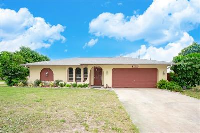 Cape Coral Single Family Home For Sale: 1317 NE 13th Ave