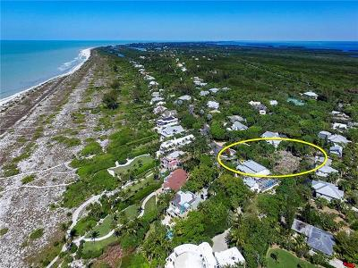 Sanibel Residential Lots & Land For Sale: 1305 Seaspray Ln
