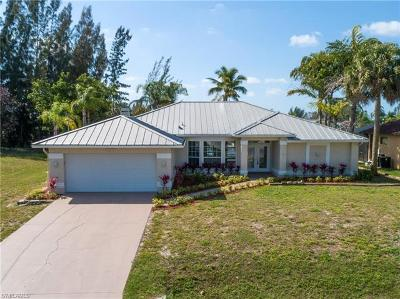 Cape Coral Single Family Home For Sale: 432 SW 20th St