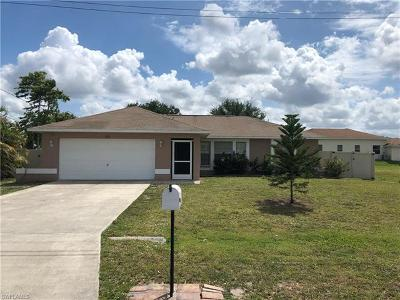 Cape Coral Single Family Home For Sale: 1021 SE 5th Ave