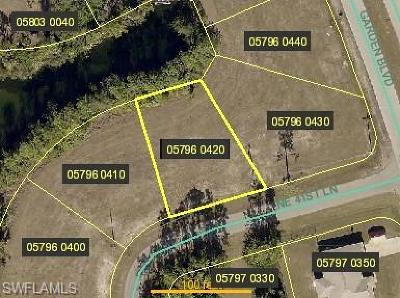 Lee County Residential Lots & Land For Sale: 2323 NE 41st Ln