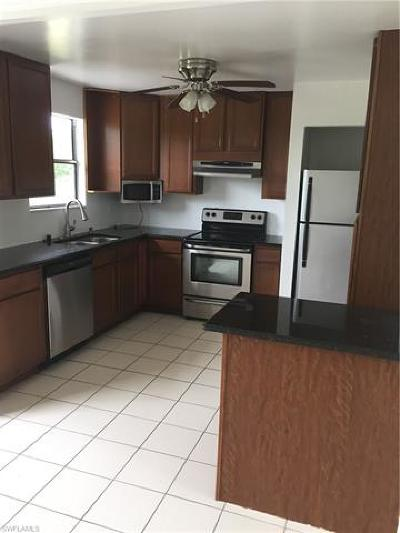 Cape Coral FL Single Family Home For Sale: $149,900