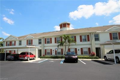 Fort Myers Condo/Townhouse For Sale: 3503 Milan Dr #202