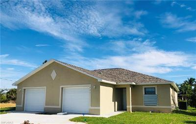 Cape Coral Multi Family Home For Sale: 3931 Chiquita Blvd S