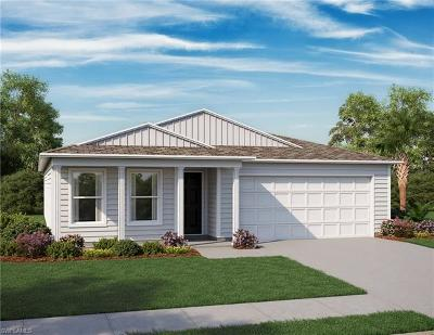 Lehigh Acres Single Family Home For Sale: 3802 17th St SW