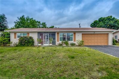 Cape Coral Single Family Home For Sale: 1406 SE 25th Ln
