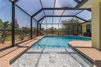 Cape Coral Single Family Home For Sale: 817 NE 38th St