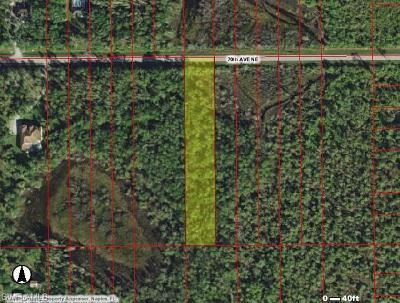 Naples Residential Lots & Land For Sale: 70th Ave NE