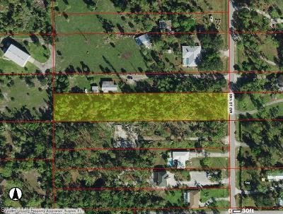 Naples Residential Lots & Land For Sale: 68th St SW St SW
